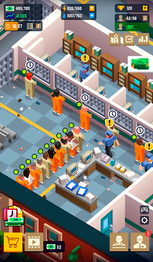 Prison Empire Tycoon - Idle Game goodtube screenshots 18