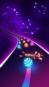 Dancing Road: Color Ball Run! Mod Apk (Lives/Money/AD-Free) 1