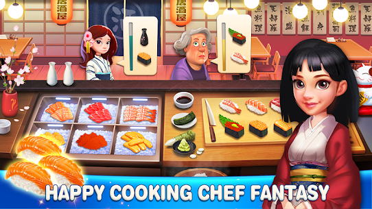 Happy Cooking: Chef Fever 1.3.0 Apk + Mod 2