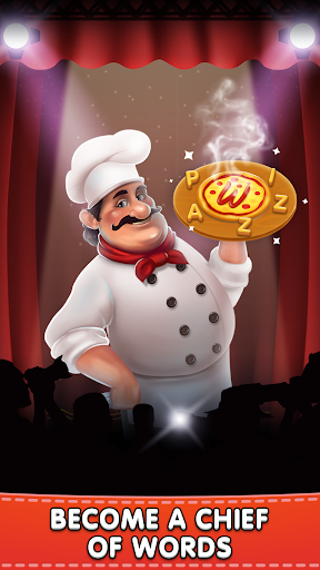 Word Pizza - Word Games Puzzles  screenshots 3