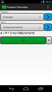 Custom Formulas Mod Apk v7. 0 (Paid) 1