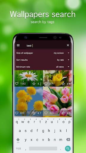 Flower Wallpapers 4K 5.1.0 screenshots 2