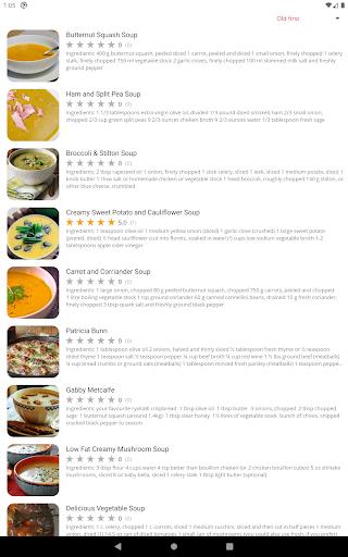 Diet Recipes 5.77 screenshots 8