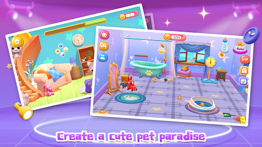 Pet Paradise-My Lovely Pet  screenshots 4