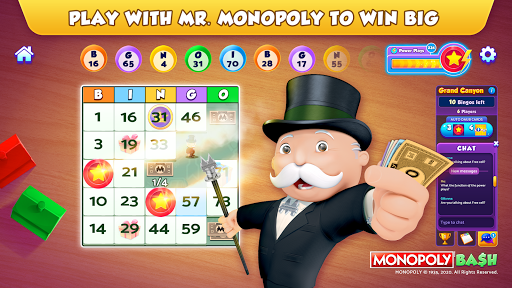 Bingo Bash featuring MONOPOLY: Live Bingo Games 1.164.0 screenshots 1