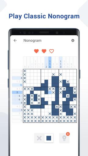 Nonogram - Free Logic Puzzle 1.3.4 screenshots 1