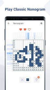 Nonogram - Free Logic Puzzle 1.3.12 screenshots 1