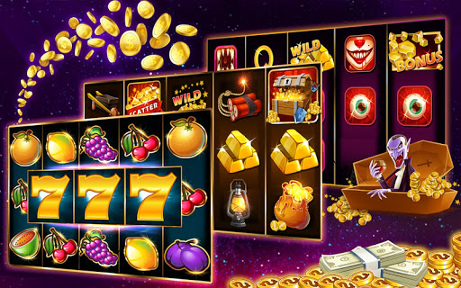 Cyber Slots - free casino slot machines modiapk screenshots 1