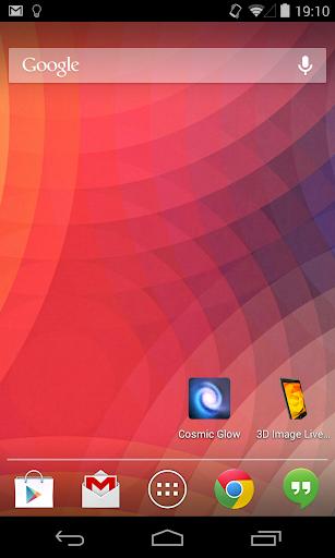 3D Image Live Wallpaper  screenshots 1