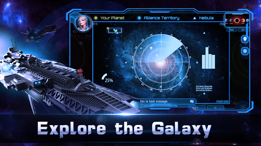 Galaxy in War 1.2.1 screenshots 7