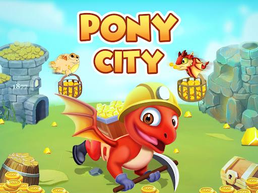 Pony City  screenshots 1