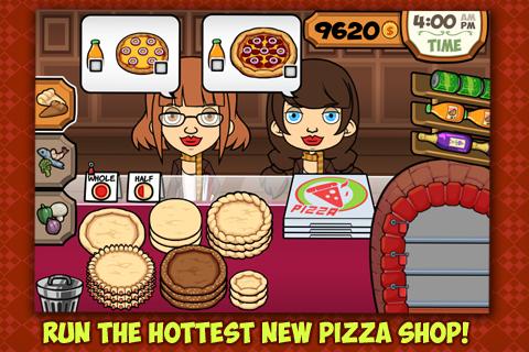 My Pizza Shop - Italian Pizzeria Management Game  Screenshots 1