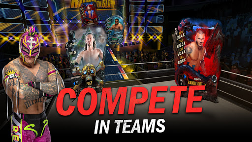 WWE SuperCard - Multiplayer Collector Card Game  screenshots 9