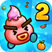 Fruit Ice Cream 2 - Ice cream war Maze Game