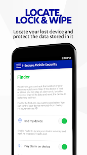 F-Secure Mobile Security Apk 3
