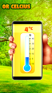 Precise thermometer in Celsius For Pc, Windows 10/8/7 And Mac – Free Download (2020) 2