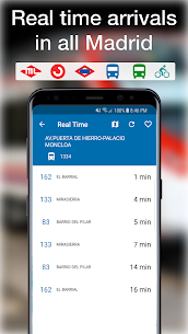 Madrid Transport  EMT For Pc 2020 – (Windows 7, 8, 10 And Mac) Free Download 1