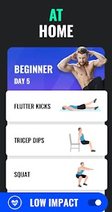Lose Weight App for Men – Weight Loss in 30 Days (MOD APK, Premium) v1.0.39 3