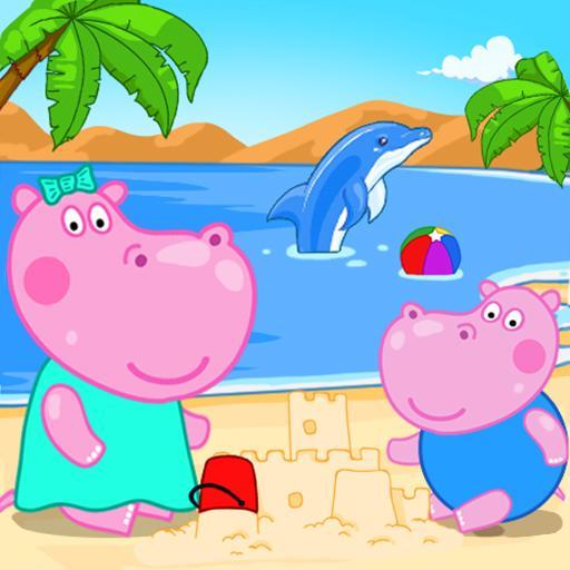 Kids beach adventures