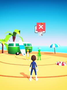 Five Hoops - Basketball Game screenshots 12