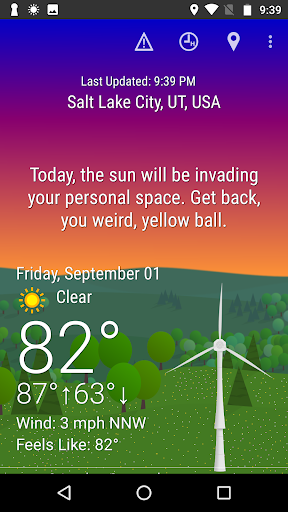 What The Forecast?!! screenshots 2