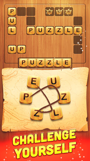 Word Connect - CrossWord Puzzle  screenshots 2