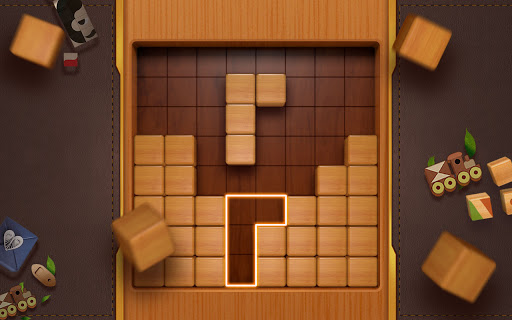 Wood Block Puzzle - 3D 3.0 screenshots 5