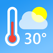 Temperature Today - Weather Forecast & Thermometer