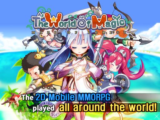The World of Magic 2.8.4 screenshots 1