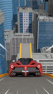 Ramp Car Jumping Screenshot