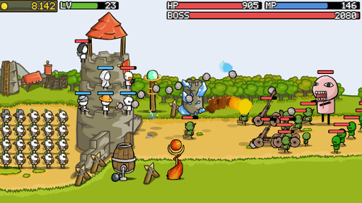 Grow Castle - Tower Defense 1.32.6 screenshots 3