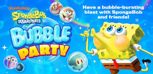 Bob Esponja Cancion Vercion Roblox Oof W Youtube Spongebob Bubble Party Apps On Google Play
