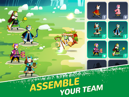 Hack Game Masketeers apk free