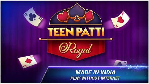 Teen Patti Royal - 3 Patti Online screenshots 1
