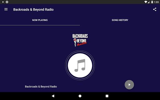 Backroads & Beyond Radio 2.1 screenshots 3