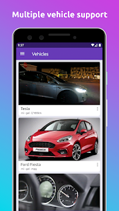 Fuelio: gas log, costs, car management, GPS routes (PRO) 7.7.7 Apk 5