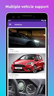 Fuelio: gas log, costs, car management, GPS routes 7.11.5 Screenshots 5