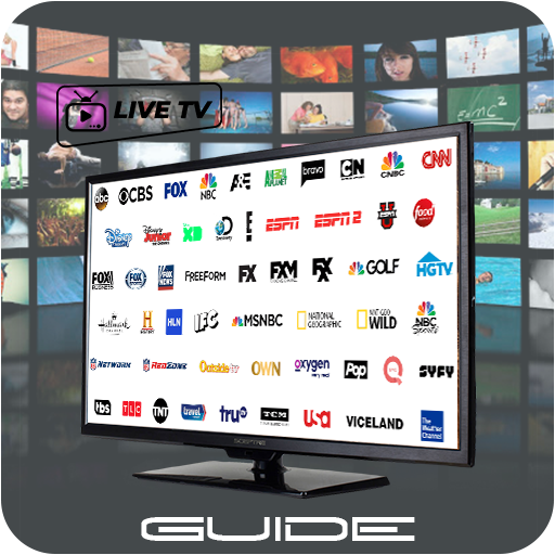 Baixar Live TV channels free online guide