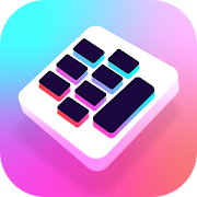 Color Keyboard, Christmas Keyboard 2019