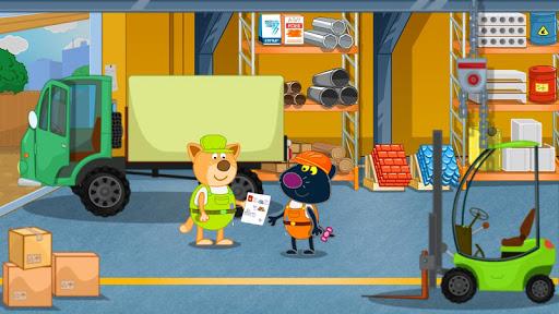 Hippo builder. Building machines  screenshots 3