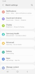 Image For Galaxy Watch4 Plugin Versi 2.2.11.21082751 3