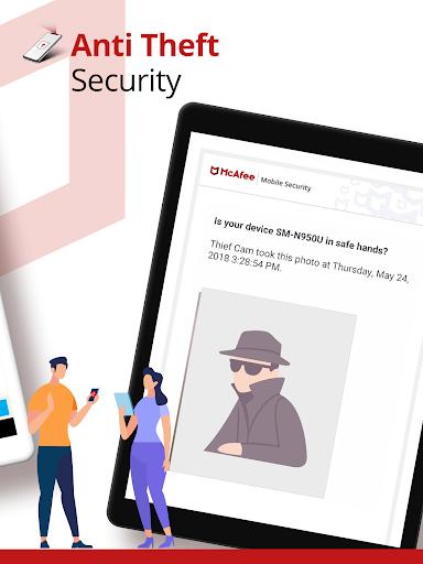 Mobile Security: VPN Proxy & Anti Theft Safe WiFi 5.7.0.534 Screenshots 14