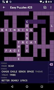 Fill-In Crosswords 3.07 Screenshots 6