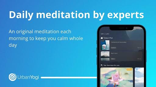 UrbanYogi - Meditate, Sleep & Relax android2mod screenshots 3