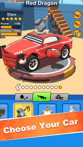 Car Rush: Fighting & Racing 1.0.2 screenshots 2