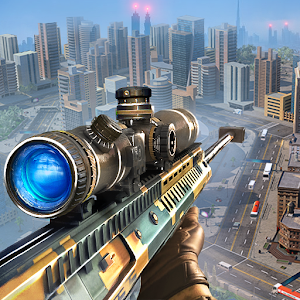 Sniper Shooting Battle 2020  Gun Shooting Games