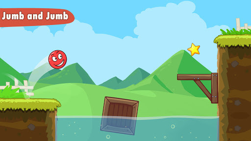 Bounce Ball 7 : Red Bounce Ball Adventure 1.3 screenshots 1