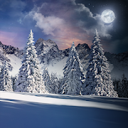 Christmas Snowfall Live Wallpaper FREE