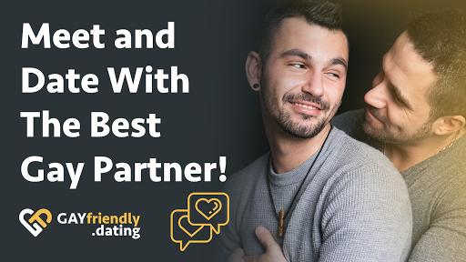 Gay guys chat & dating app - GayFriendly.dating 1.45 APK screenshots 6
