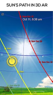 Sun Seeker v5.0.1 Patched APK – Sunrise Sunset Times Tracker, Compass 1